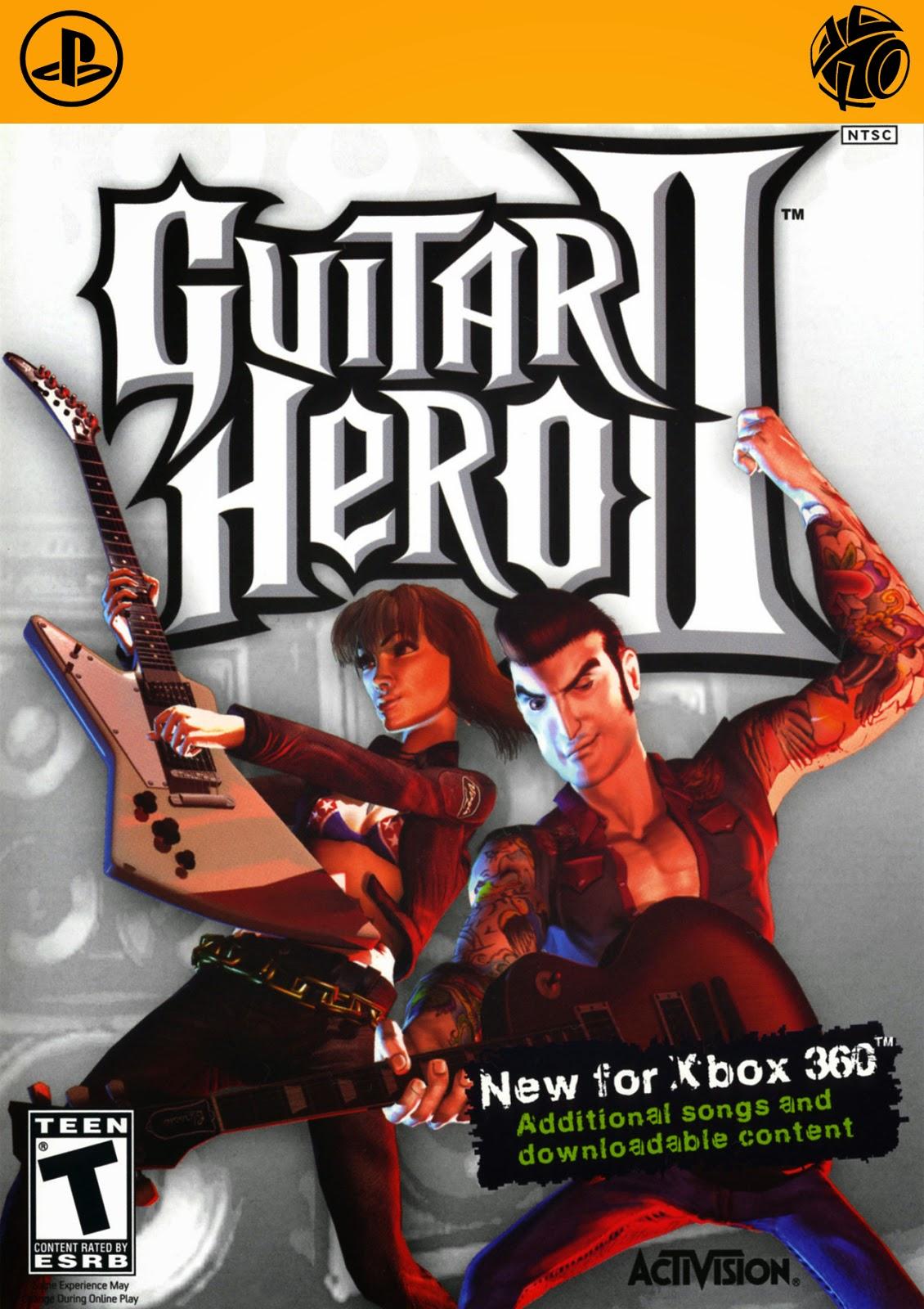 Guitar Hero 2 [PS2]