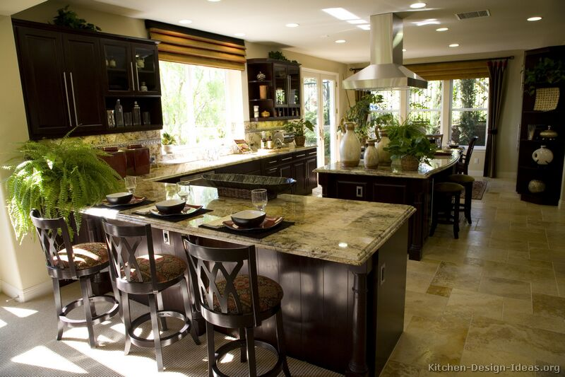 Asian kitchen modern style