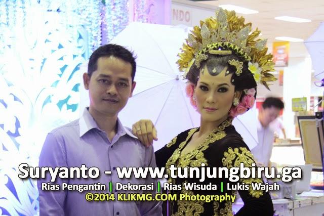 Tunjung Biru Rias Pengantin & Dekorasi - tunjungbiru.ga - Suryanto