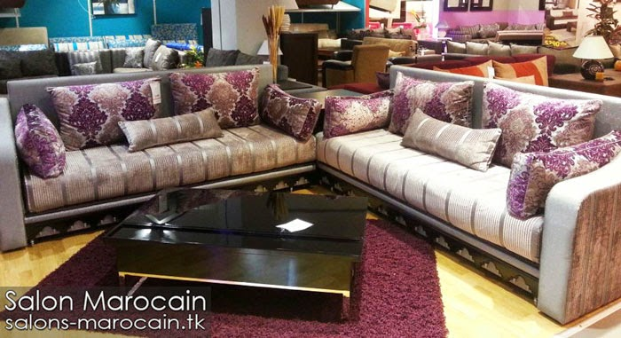 salon marocain moderne | Decoration marocaine | Page 24