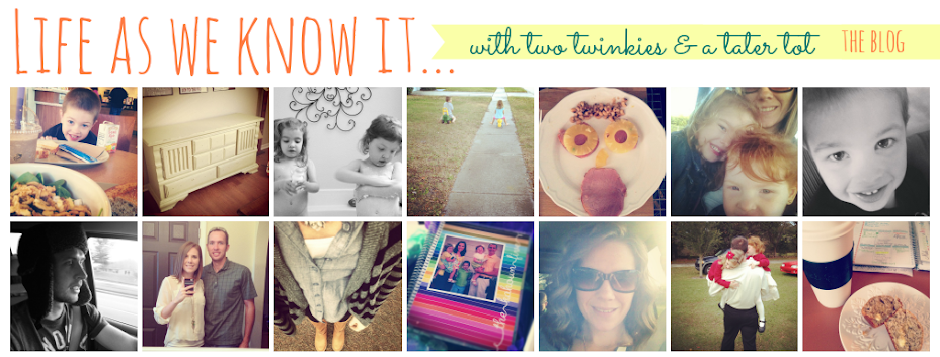 Two Twinkies &amp; a Tot Giveaways