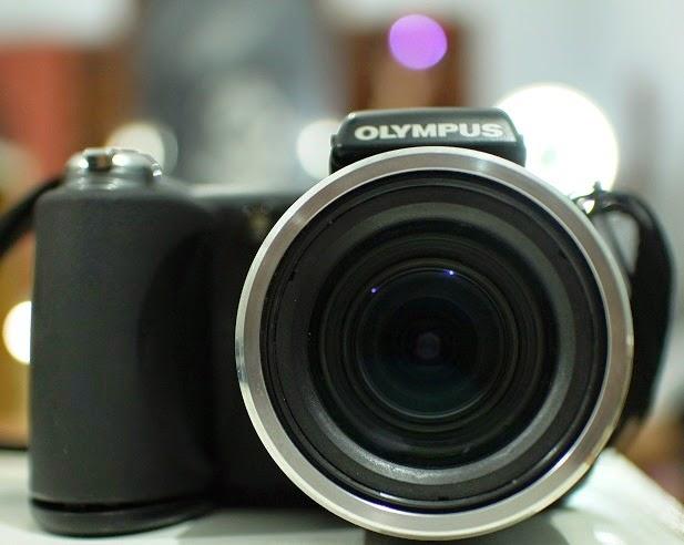 harga Jual Olympus SP600-UZ - Kamera Second