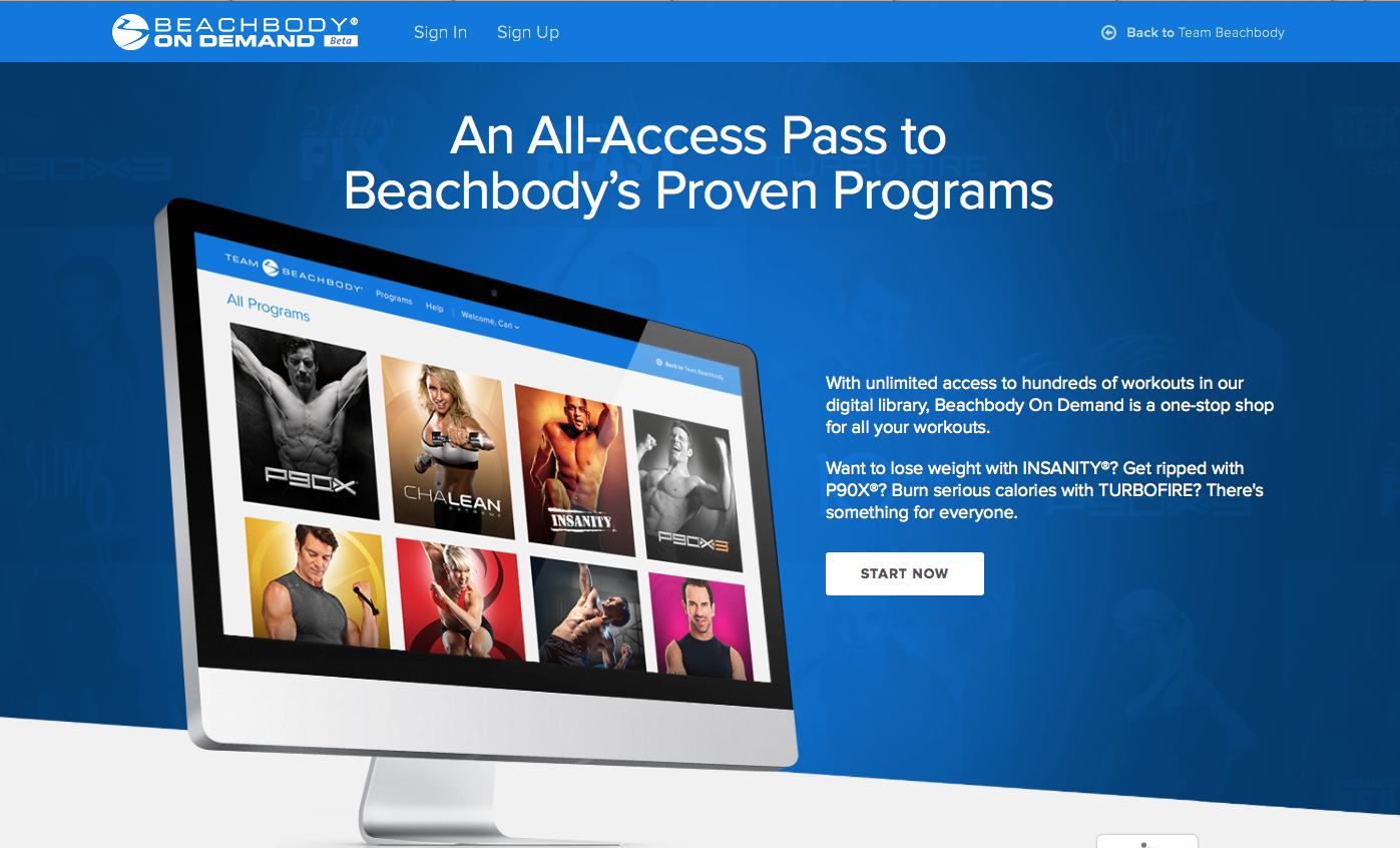 all access pass beachbody coach