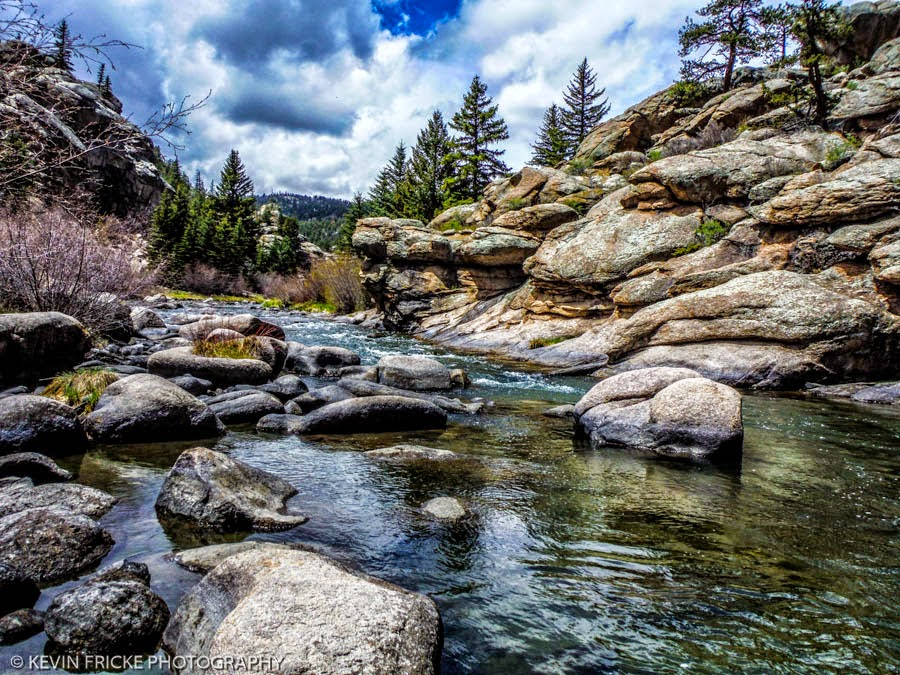Back to eleven mile canyon for Eleven mile canyon fishing report