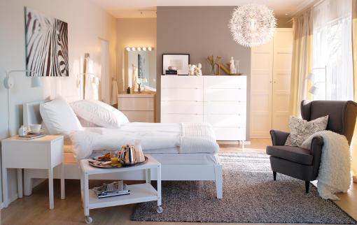 Ikea Series Dormitorio: Ikea decorando interiores. Catálogo ikea ...