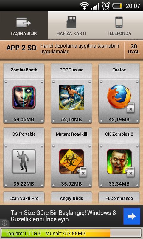 2012 12 09 20 07 39 Android Telefon hafızasından SD Karta uygulamaları taşımak