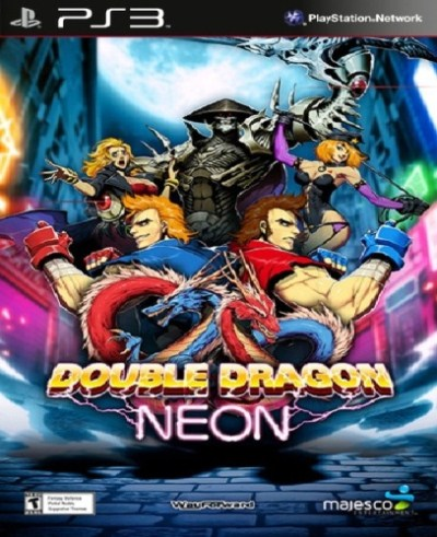Double Dragon Neon ? PS3