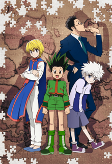 Hunter x Hunter 2011 Episódios