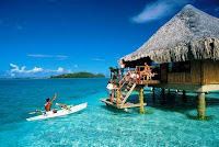 Best Honeymoon Destinations In The World - Bora Bora, French Polynesia