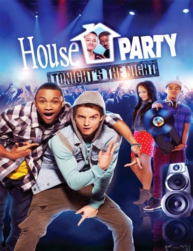 House Party Tonights the Night (2013) Online