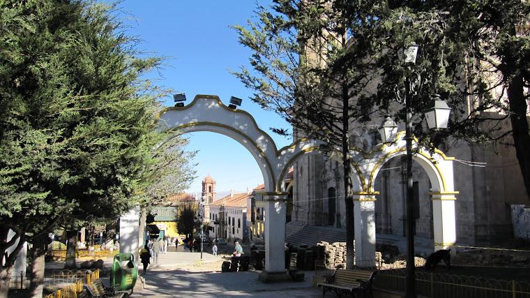 Plaza 10 de Noviembre