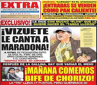 Extra de Ecuador