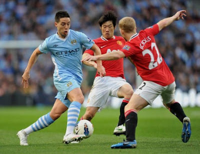 Video Manchester City vs Manchester United (1-0)