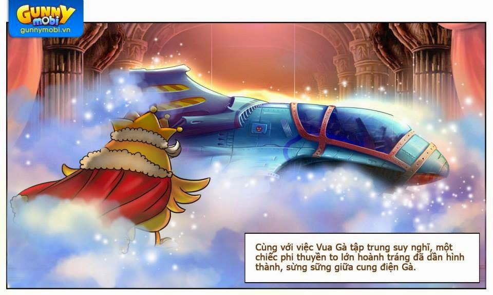 Gunny mobi truyền kỳ Chương 3: Chổi thần như ý phần 5