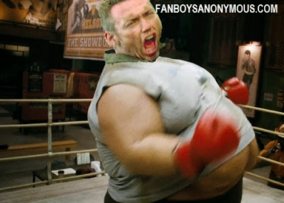 Kevin Durand weight problems