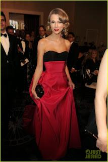 Taylor Swift Golden Globes