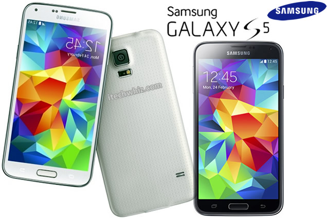 Galaxy S5 Specs Review of 5th Generation Samsung GS5