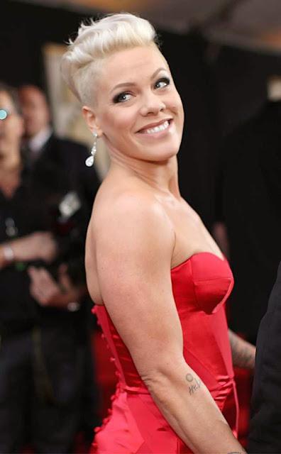 Foto penyanyi Pink