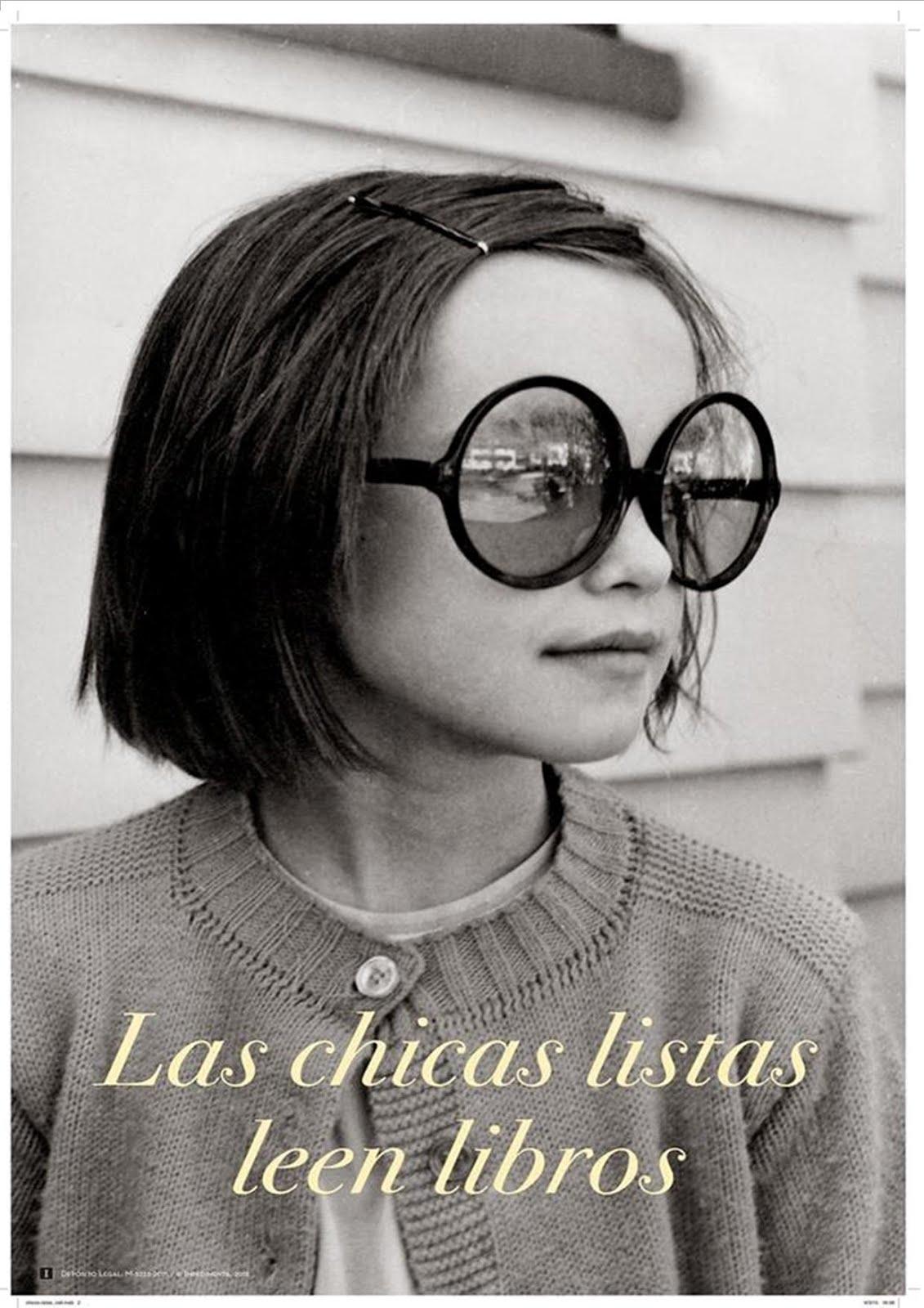 LAS CHICAS LISTAS LEEN