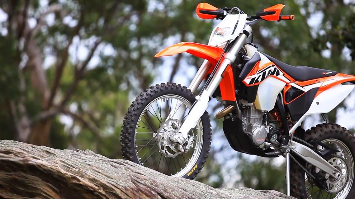 KTM 450 EXC Adventures Bikes