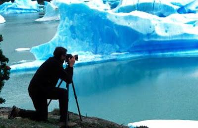 Glaciar Grey  torres del paine