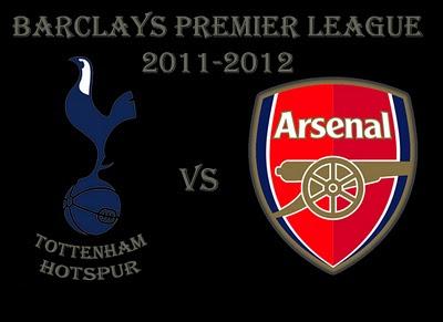 Tottenham Hotspur vs Arsenal Barclays Premier League