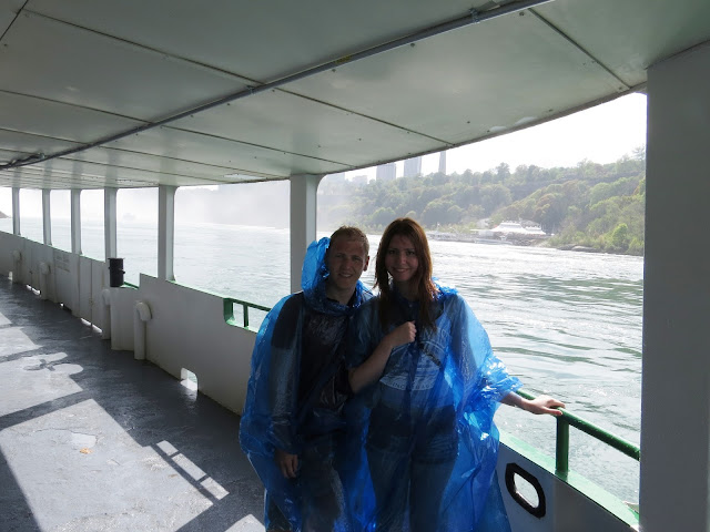 Maid of the Mist - Niagara Falls, New York