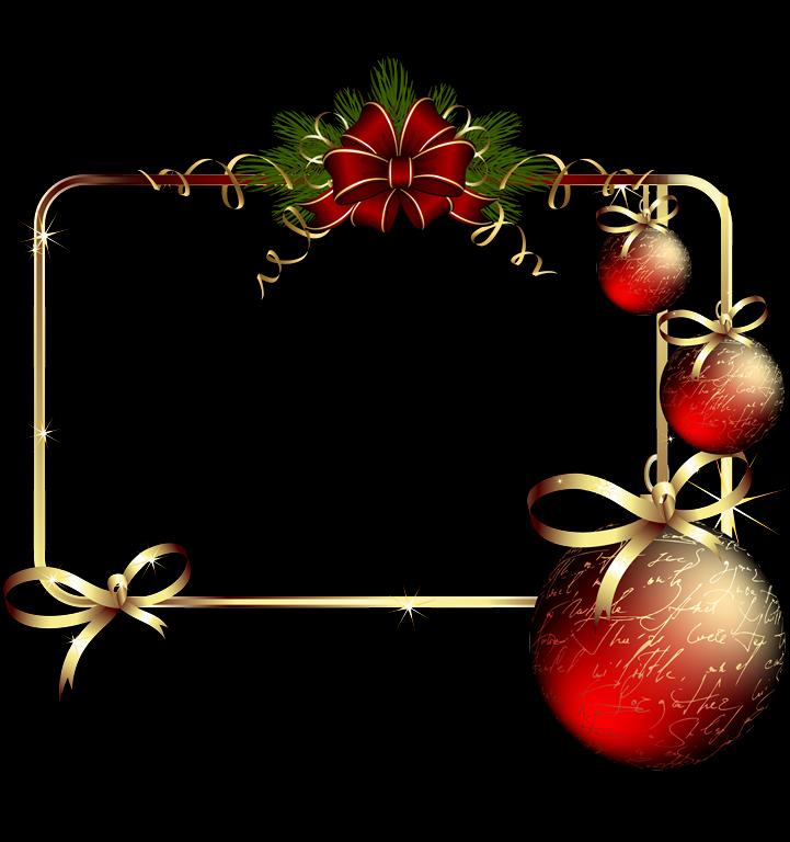Marcos de navidad para tus fotos gratis - Marcos navidad fotos ...