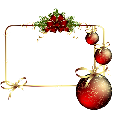 borde navideño