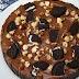 Nekeptas Nutella ir Oreo sūrio tortas / No Bake Nutella Oreo Cheesecake