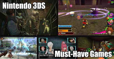 Must-Have Nintendo 3DS Games