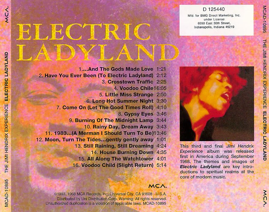 a look at the musical career and albums of jimi hendrix experience The jimi hendrix experience discography and songs: music profile for the jimi hendrix experience, formed october 1966 genres: psychedelic rock, blues rock, acid rock.