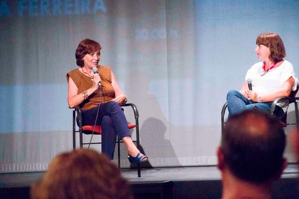 Patricia Ferreira  en los Encuentros con el Cine de Santa Cruz de Tenerife