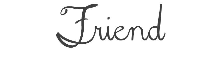 Friend Amy Clary