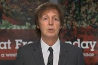 Paul McCartney grava mensagem sobre a Segunda Sem Carne para escolas