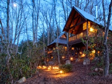 Superieur Last Minute Easter Cabin Rental: Black Mountain Rental, Minutes To Asheville
