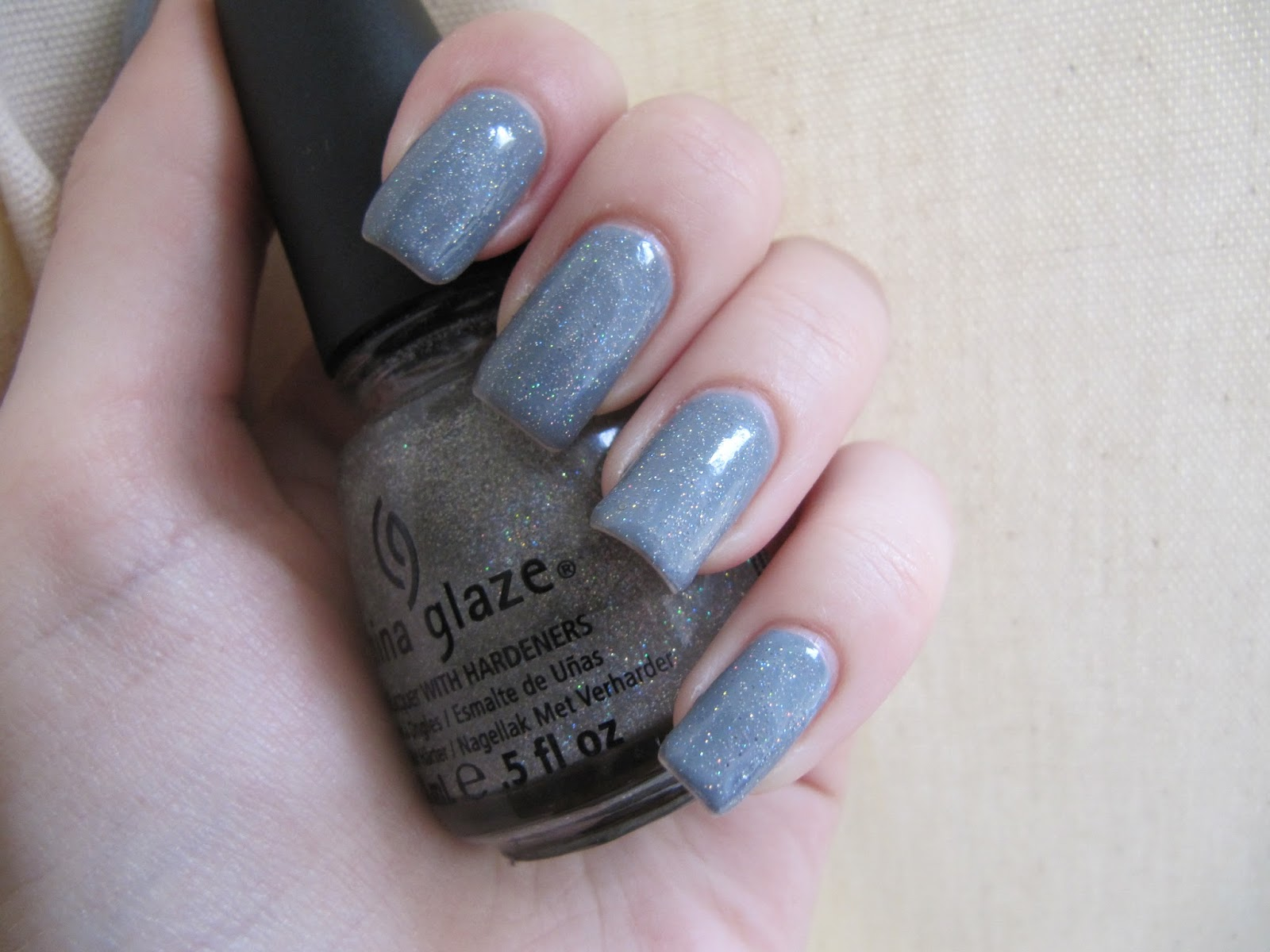 Costello Nails - Swatches / Reviews: China Glaze - Fairy Dust on ...