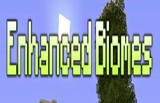 Enhanced Biomes Mod