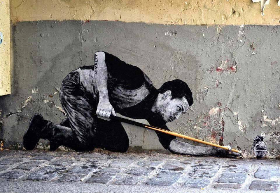 ARTISTAS URBANOS: LEVALET