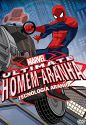 Baixar Filme Ultimate Homem Aranha: Tecnologia Aranha (Dual Audio) Gratis