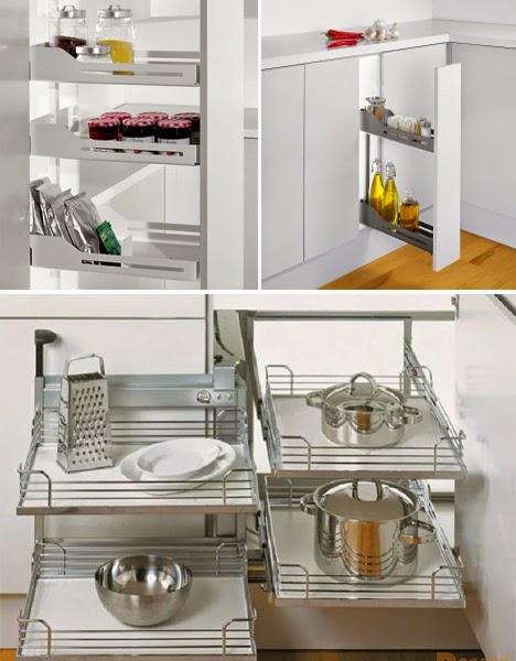 60 model rak piring minimalis modern dan klasik for Cara bikin kitchen set