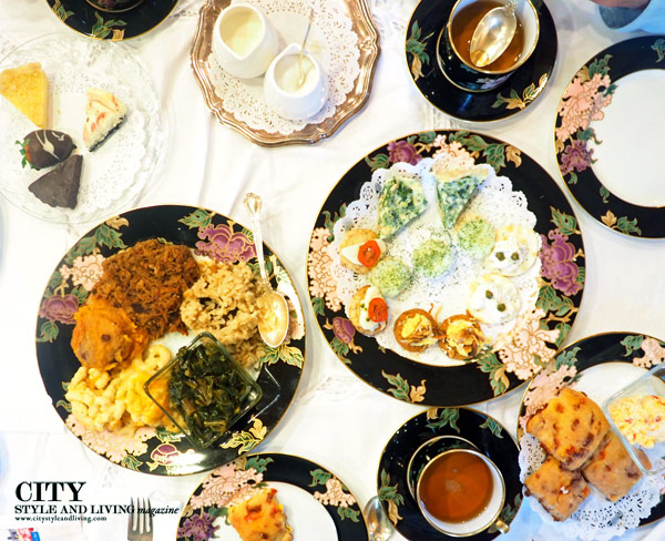 city style and living magazine myrtle beach river oak cottage tea room hopsewee plantation
