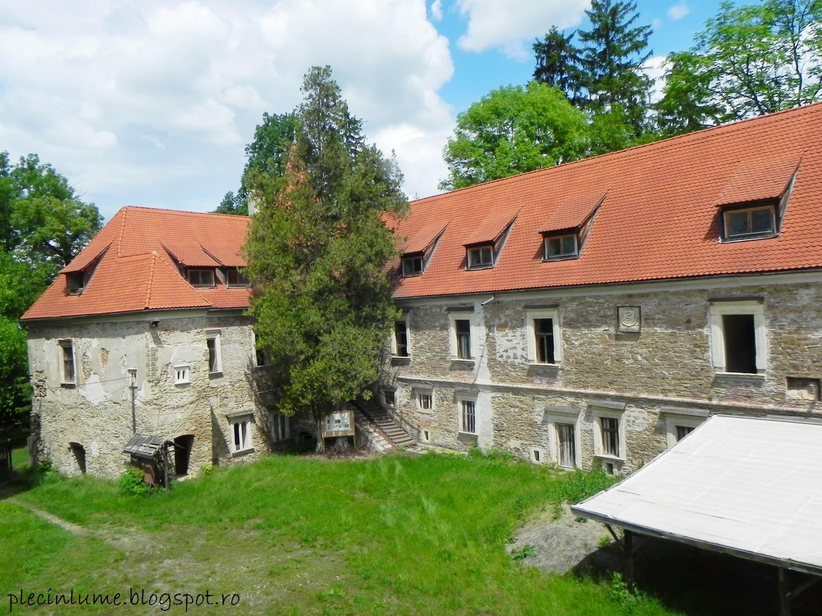 O aripa a castelului Bethlen