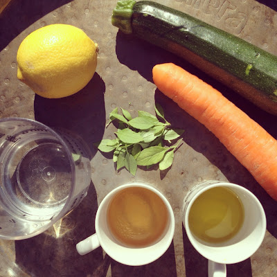 vinaigrette aux légumes