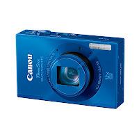 Canon PowerShot ELPH 520 HS front