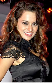 Kangna Ranaut a model, actor and film-maker