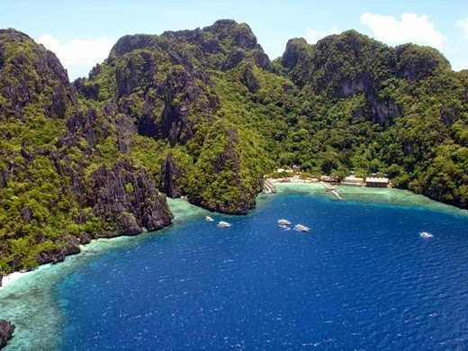 Top 5 super natural Island Privacy in the Philippines El Nido Island