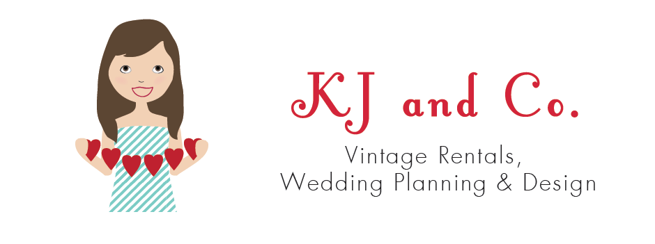 KJ and Co. | Certified wedding planning in the GTA and beyond. Unique and personalized events.