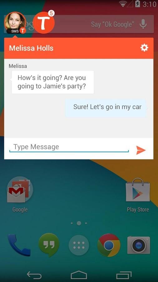 Tango Android Apk resimi