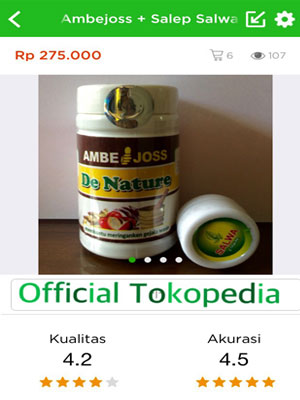 Official Tokopedia